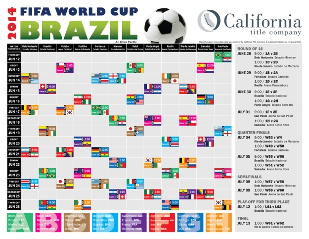WorldCupSchedule
