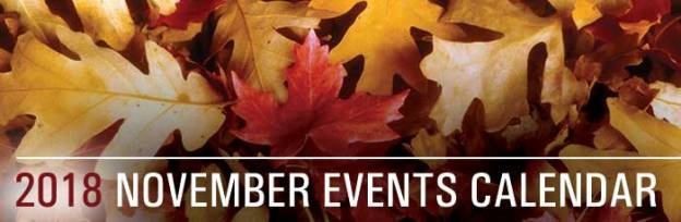 November 2018 Events | California Title Company
